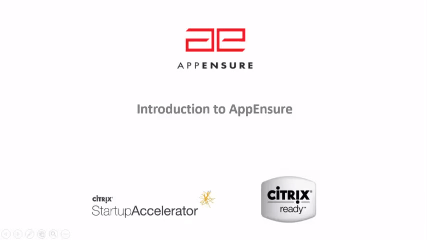 AppEnsure_Introduction_Video